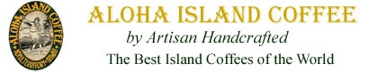 Pure Kona and Kona Hawaiian Coffee, K-cups, Senseo Pods and Gifts from Aloha Island Coffee