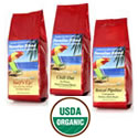 Certified Organic Coffee from Aloha Island Coffee