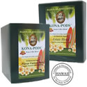 Kona Coffee Blend Coffee Pods from Aloha Island Coffee