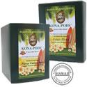 Kona Coffee Blend Coffee Pods from Aloha Island Coffee