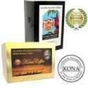 Kona Coffee Pods from Aloha Island Coffee