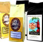 Luxurious Kona Hawaiian Blend Coffee from Aloha Island Coffee
