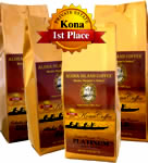The Best 100% Pure Kona Coffee from Aloha Island Coffee