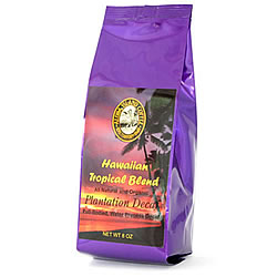 Swiss Water Process  Hawaiian Blend Decaf Coffee from Aloha Island Coffee