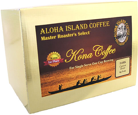 dark roast kona coffee pods. Black Bedroom Furniture Sets. Home Design Ideas