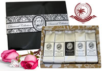 100% Kona Coffee Sampler Gift from Aloha Island Coffee