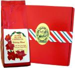 Christmas Coffee Gift of Kona Blend Yuletide Flavored Coffee from Aloha Island Coffee