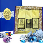 Kona Hawaiian Coffee Gift for Hanukkah or Christmas from Aloha Island Coffee