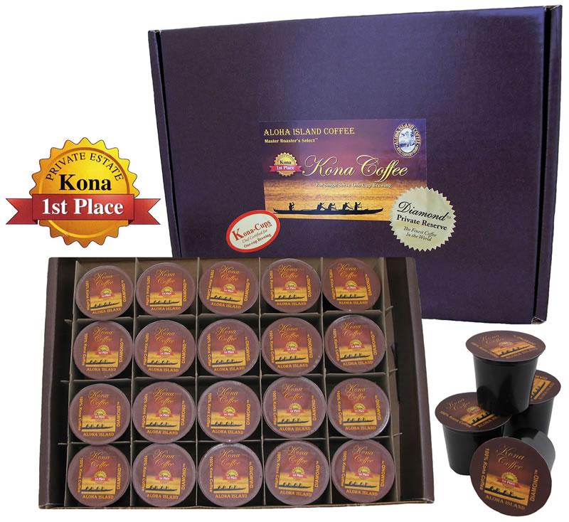 box of 20 konaonecups u203a