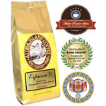 Espresso II Exclusive Kona Coffee Blend, Rich, Dark Espresso Roast, from Aloha Island Coffee