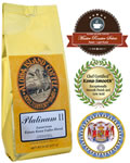 Platinum II Premium Kona Coffee Blend, Light Roast, from Aloha Island Coffee