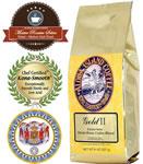 Gold II Exclusive Kona Coffee Blend, Medium-Dark Roast, from Aloha Island Coffee
