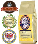 Gold II Exclusive Kona Coffee Blend, Medium-Dark Roast, from Aloha Island Coffee