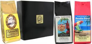 Espresso Coffee of the Month Club from Aloha Island Coffee