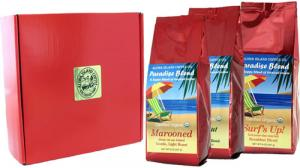 Organic Coffee of the Month Club from Aloha Island Coffee