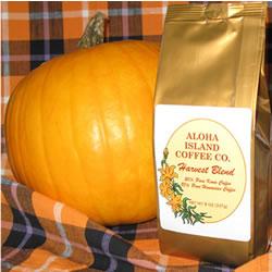Harvest Blend Kona Blend Coffee