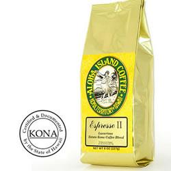 Espresso Kona Coffee Blend